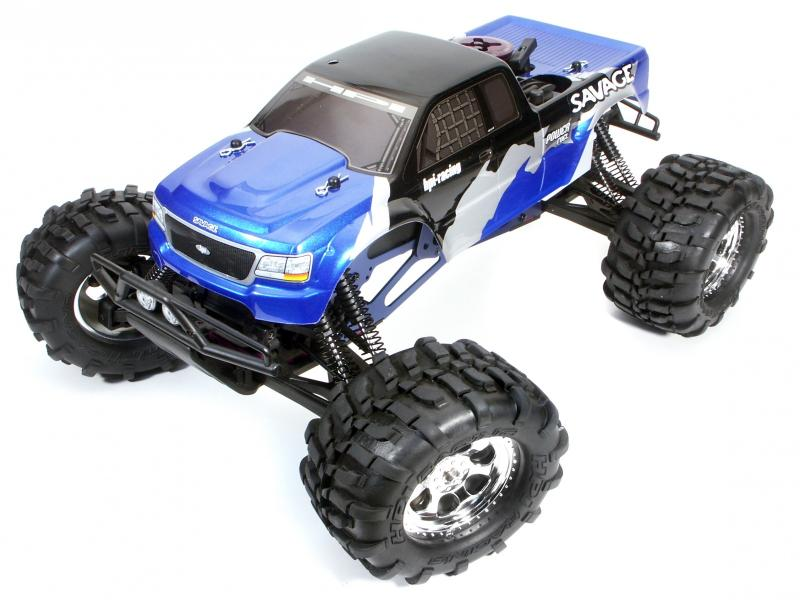 hpi monster truck savage 3 5 rtr hpi 0882 miniplanes. Black Bedroom Furniture Sets. Home Design Ideas