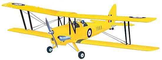 biplan tiger moth kit nu ost 65342 miniplanes. Black Bedroom Furniture Sets. Home Design Ideas