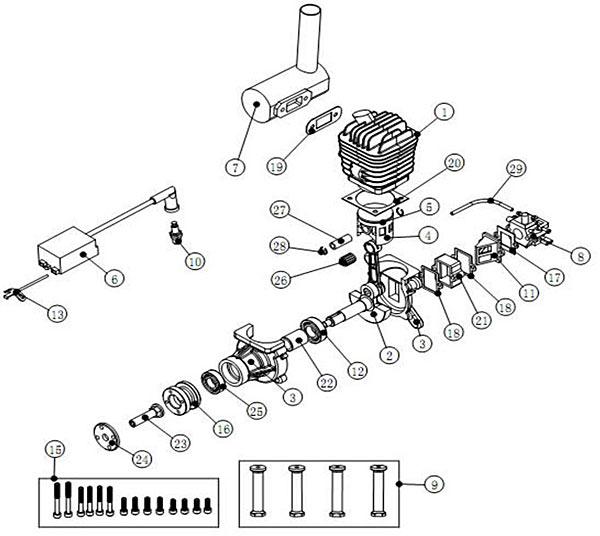 dle55 - clavette - dle-55-18