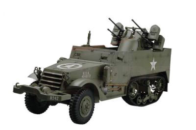 tank rc bulldozer camions vehicule militaire chenille half track us p