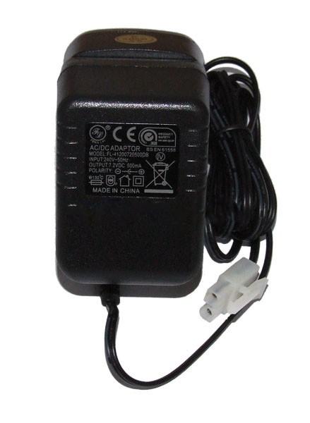 Chargeur pour batterie 7,2V Nimh