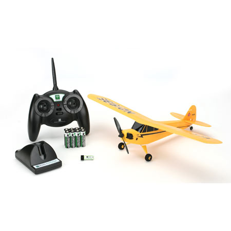parkzone ultra micro j 3 cub rtf mode1 pkz3900lm1 miniplanes. Black Bedroom Furniture Sets. Home Design Ideas