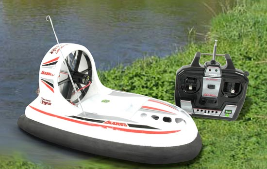 ikarus dragstair hovercraft race 2 4 ghz rtr t2m ik4022004 miniplanes. Black Bedroom Furniture Sets. Home Design Ideas