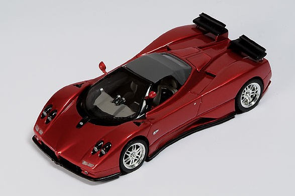 pagani zonda r 1 24 rouge rtr t2m mo63027r miniplanes. Black Bedroom Furniture Sets. Home Design Ideas
