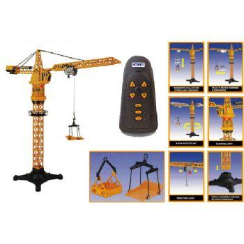 grue de chantier infrarouge cml he0814 miniplanes. Black Bedroom Furniture Sets. Home Design Ideas