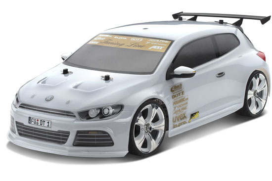 scirocco volkswagen rtr brushless carson ost 85538 miniplanes. Black Bedroom Furniture Sets. Home Design Ideas