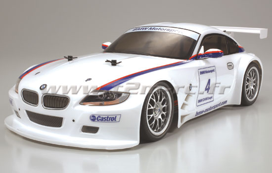 bmw z4 m coupe racing tt01 tamiya 1 10 tam 58393 miniplanes. Black Bedroom Furniture Sets. Home Design Ideas