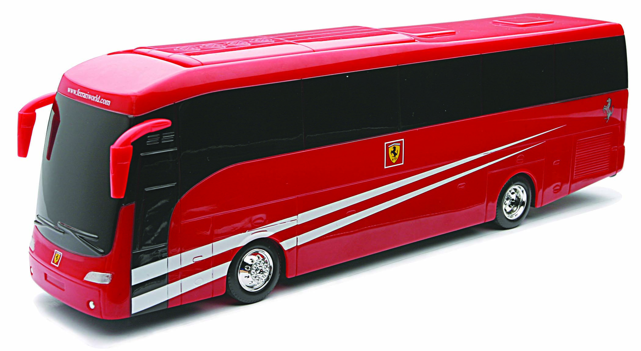 iveco bus domino ferrari 1 43 nry 88503 miniplanes. Black Bedroom Furniture Sets. Home Design Ideas