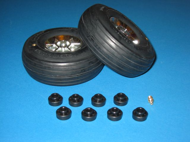 roues ultra l gere 100mm avec valve kavan kav 0259 miniplanes. Black Bedroom Furniture Sets. Home Design Ideas
