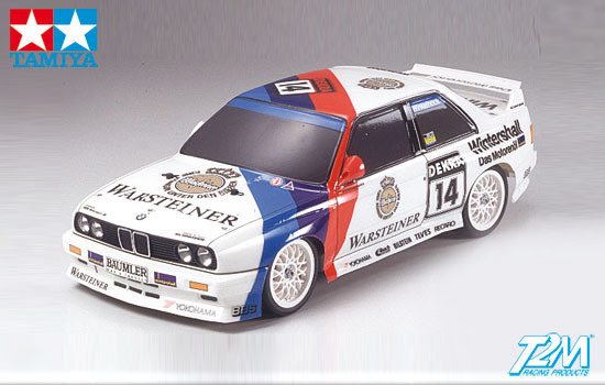 bmw m3 schnitzer tt01 tamiya 1 10 tam 58323 miniplanes. Black Bedroom Furniture Sets. Home Design Ideas