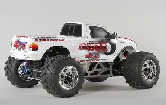 monster truck 4wd rtr fg 1 6 28000r miniplanes. Black Bedroom Furniture Sets. Home Design Ideas