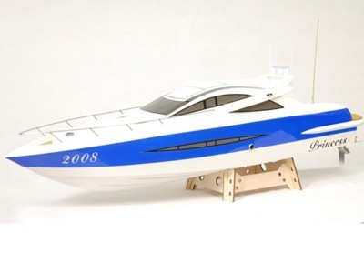 yacht princess brushless 2 4ghz rtr amw 26025 miniplanes. Black Bedroom Furniture Sets. Home Design Ideas