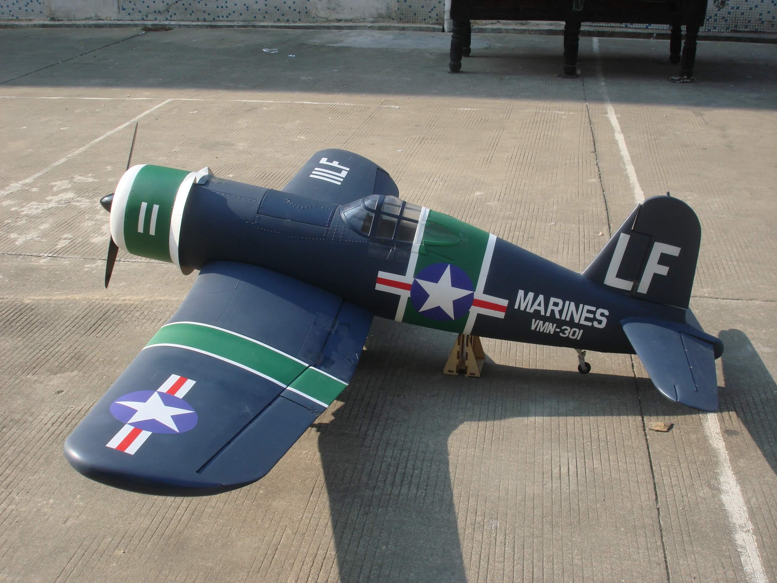 Corsair F4U 100cc Cy Models - CY-CY8007B | Miniplanes