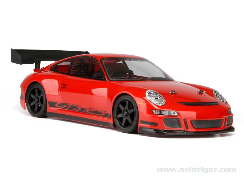 nitro 3 porsche gt 3 2 4ghz rtr hpi hpi 105942 miniplanes. Black Bedroom Furniture Sets. Home Design Ideas