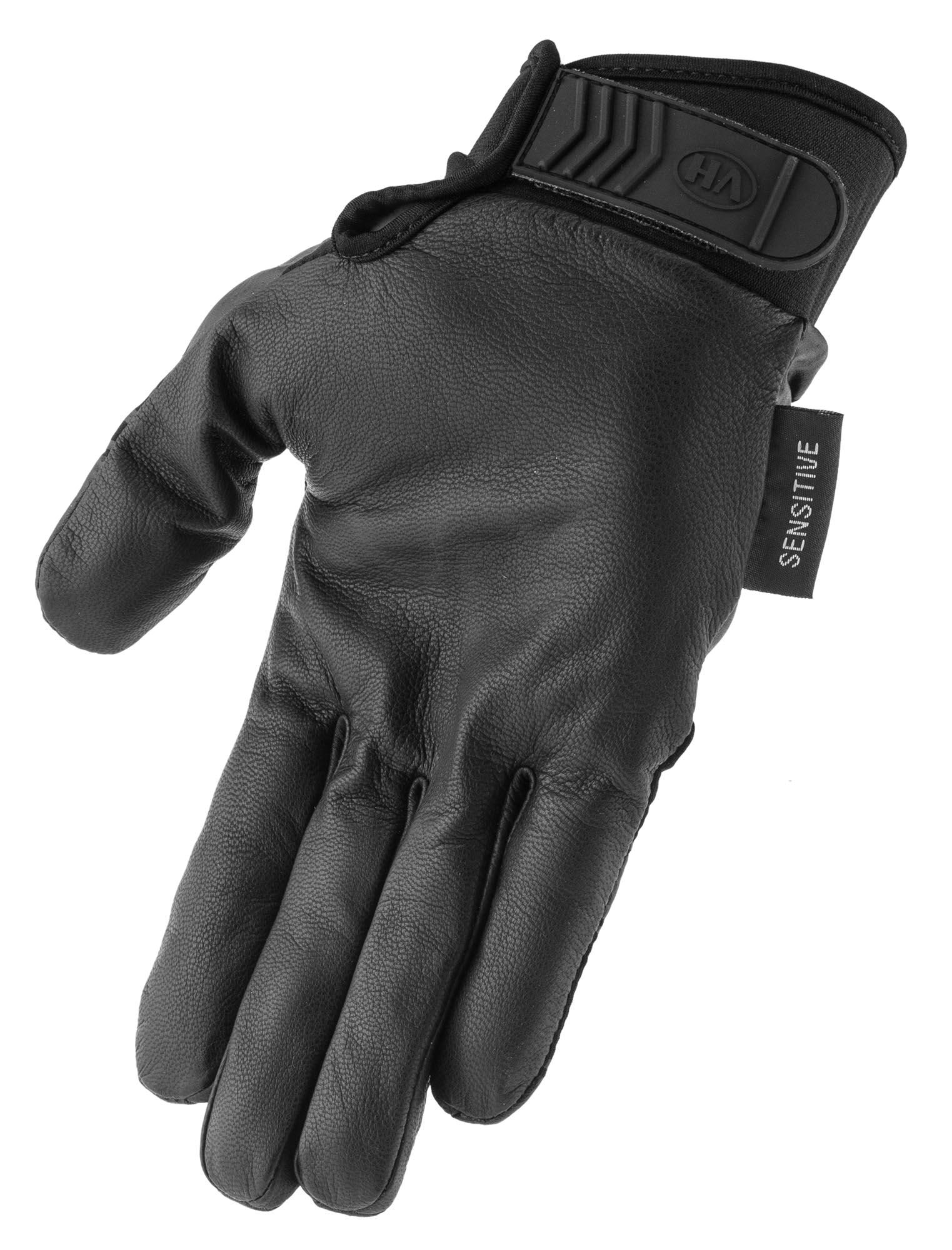 0102d7990cd14 ... Gants noirs de palpation sensitive Gants noirs de palpation sensitive -  Taille S - EUR- ...