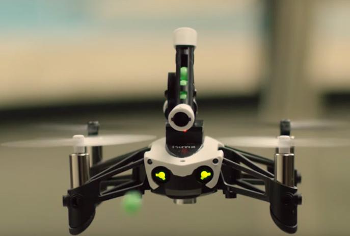mambo drone parrot pf727001aa miniplanes. Black Bedroom Furniture Sets. Home Design Ideas