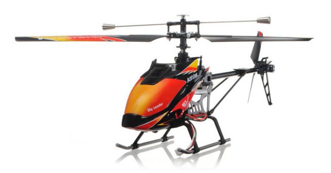 Sky Leader 710mm Rtf V913 Miniplanes