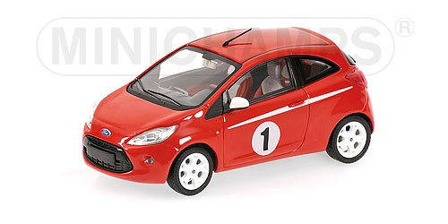 ford ka 2009 minichamps 1 43 t2m 400088201 miniplanes. Black Bedroom Furniture Sets. Home Design Ideas