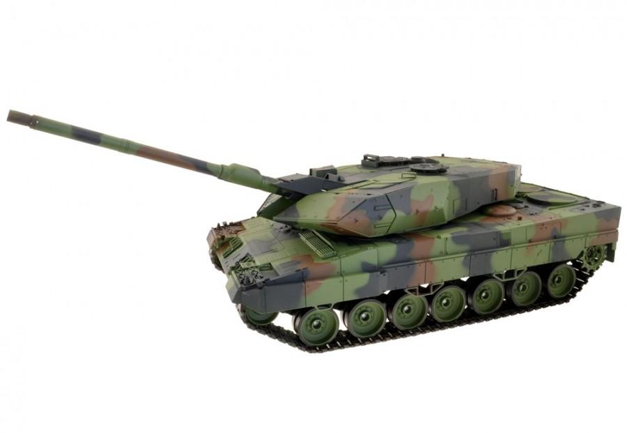 char leopard 2 a6 rc 1 16 complet son et fum e 3889 1. Black Bedroom Furniture Sets. Home Design Ideas