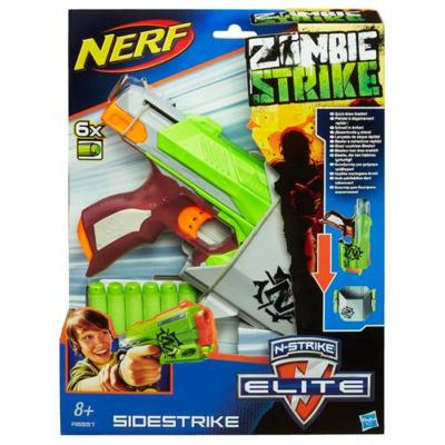 nerf zombie sidestrike a6557e240 miniplanes. Black Bedroom Furniture Sets. Home Design Ideas