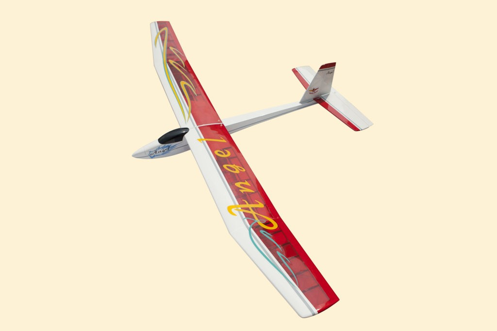 seagull model planeur angel glider 2000mm 2 axes 5500154 miniplanes. Black Bedroom Furniture Sets. Home Design Ideas