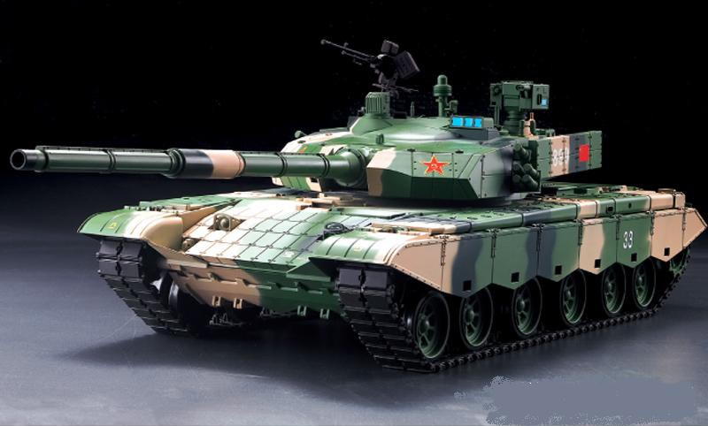 char d 39 assaut rc 1 16 ztz 99 mbt complet bruit fumee. Black Bedroom Furniture Sets. Home Design Ideas