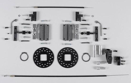 kit frein arri re 8452 miniplanes. Black Bedroom Furniture Sets. Home Design Ideas