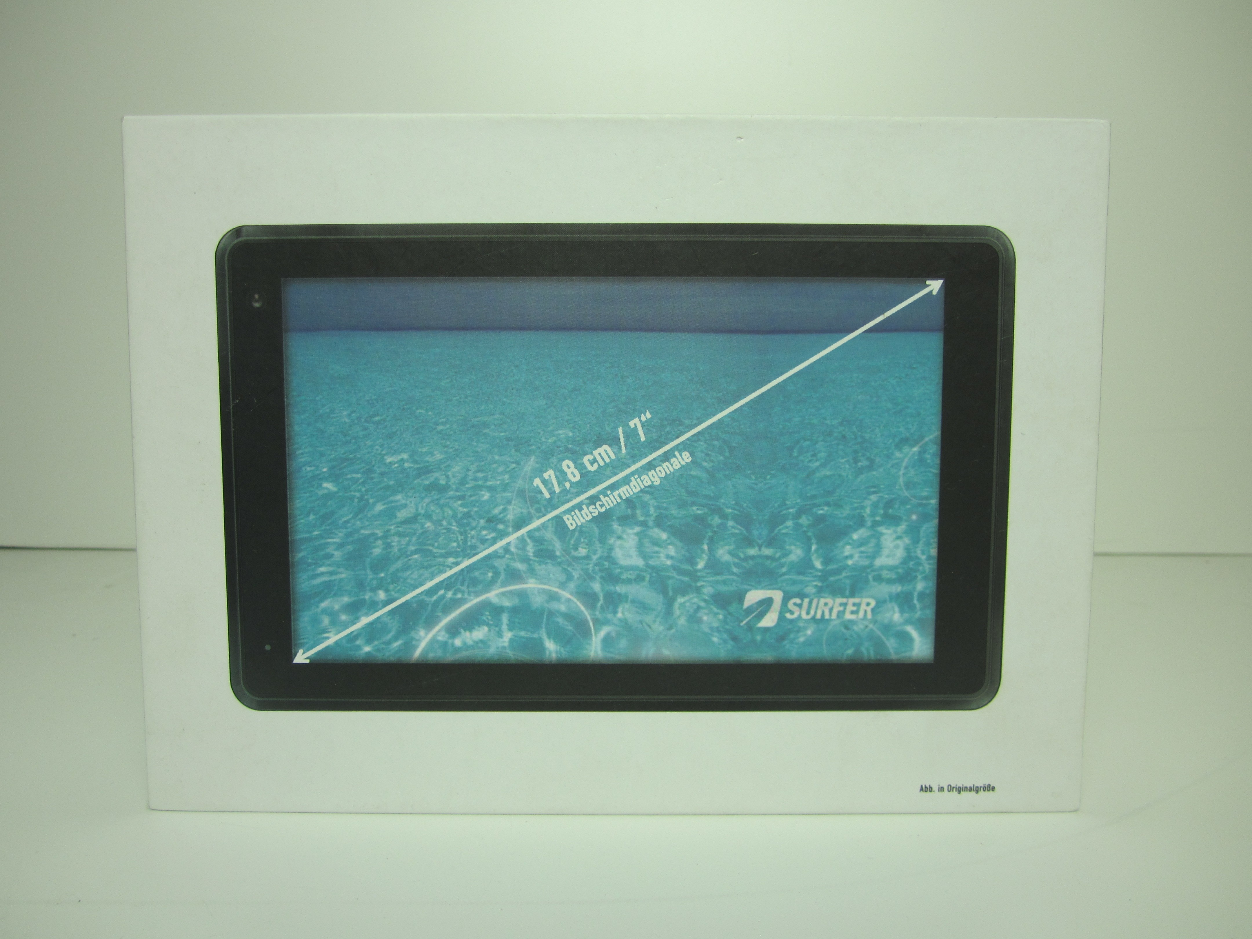 tablette tactile 7 39 39 17 8 cm reconditionn e surfer rec1 miniplanes. Black Bedroom Furniture Sets. Home Design Ideas