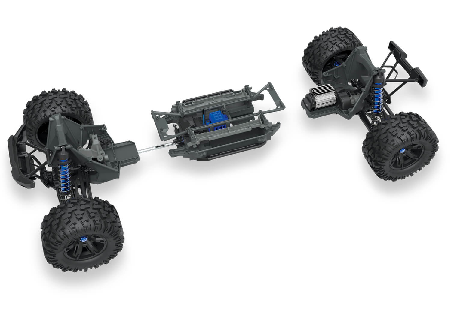 traxxas truck with 5 Traxxas Trx77076 4 on Teaser Traxxas Land Rover Scale Crawler likewise 5 Traxxas Trx77076 4 in addition Revell Dumper Truck P 20805 as well Watch likewise Project Traxxas Summit Lt Scale Conversion.