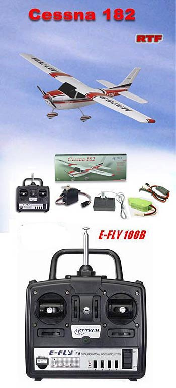 Cessna 182 Art Tech Lipo Version Upgrade Vol Long