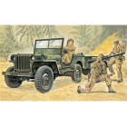 Camions Jeep Militaires