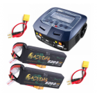 Pack Accu - Chargeur Voiture RC