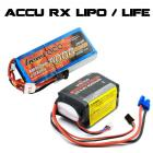 Batterie RX Reception Life - Lipo - Li-ion