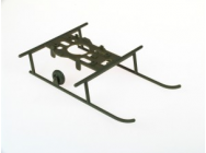 TWISTER MEDEVAC UNDERCARRIAGE SET ARMY  jp-6601805 - JP-6601805