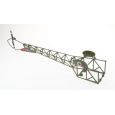 TWISTER MEDEVAC TAIL BOOM SECTION ARMY  jp-6601815 - JP-6601815