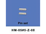 HM-05-5-Z-08 Pin set Walkera - HM-05-5-Z-08