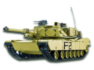 M1A2 ABRAMS 1/16 Sons et Fumee - AMW-23038
