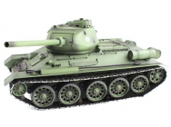 T34 RUSSE 1/16 SONS ET FUMEE - AMW-23035