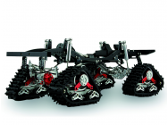 AMXrock Crawler Chain Reaction 4 chenillettes - 21048