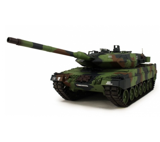 Leopard 2A6 1/16 SONS ET FUMEE QC Edition - AMW-23077