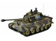 King Tiger 1/16 SONS ET FUMEE QC Edition - AMW-23072