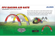 FPV Racing Aire Gate Twin Pack ALIGN - M425025XXT