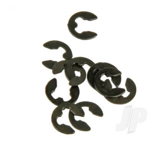 E-clip, 2.5mm, Select Four 10SC (10) - HLNS1072