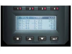 Affichage compact : L ecran de 128 x 64 pixels affiche 5 vues differentes durant les operations.