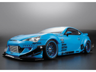 Wide Body Full Kit No1 for Toyota 86 & Subaru BRZ - KB48582