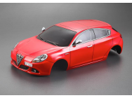 Alfa Rome Giulietta (2010) 195mm. red finished. RTU all-in - KB48560