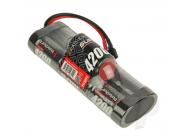SuperpaX 8.4V 7-Cell 4200mAh NiMH, 6-1 Hump, HCT - RDNA0101