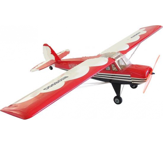 Avion HUSKY 1580mm ARF - OST-79475-COPY-1