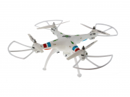 Sky Force FPV blanc MonsterTronic - MT995WFPV