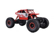 Monster Truck RC Rock Crawler 1:18 2,4Ghz (Rouge) - 13591